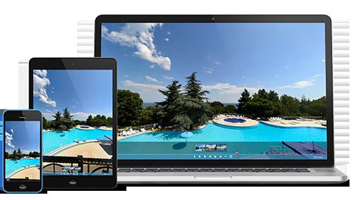 Съемка и создание виртуальных туров, сферических панорам.