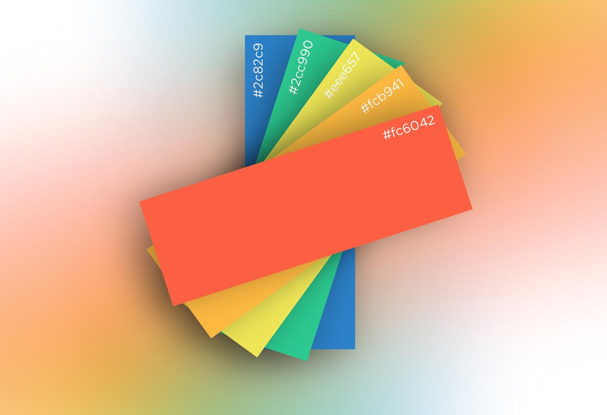 Дизайн сайта: цветовой стиль